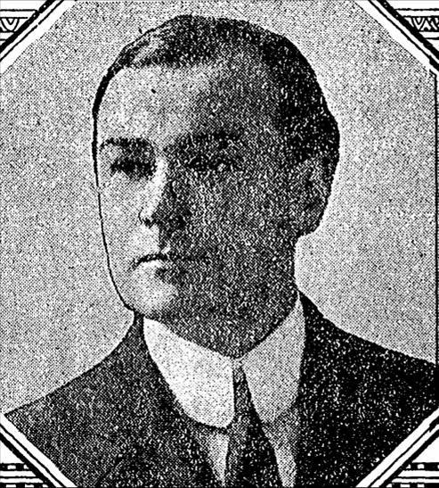 Herbert W. Rutledge was president of the Illinois State Society from 1919 to 1923. He moved from Alton to Washington in 1909 to work for the Bureau of Crop and Livestock Estimates. He was related to the family of Anne Rutledge of New Salem who may have been engaged to Abraham Lincoln before she died in 1835.